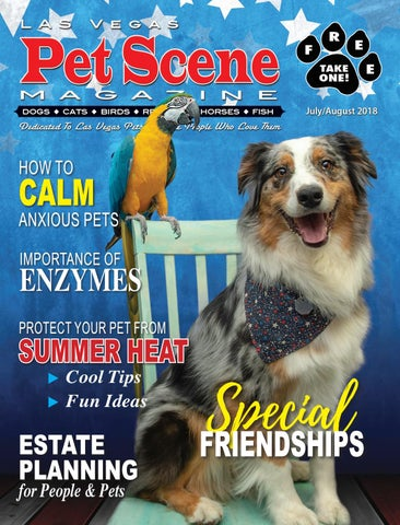 32d6f372eb58 Las Vegas Pet Scene Magazine – July August 2018 by Homes Illustrated ...