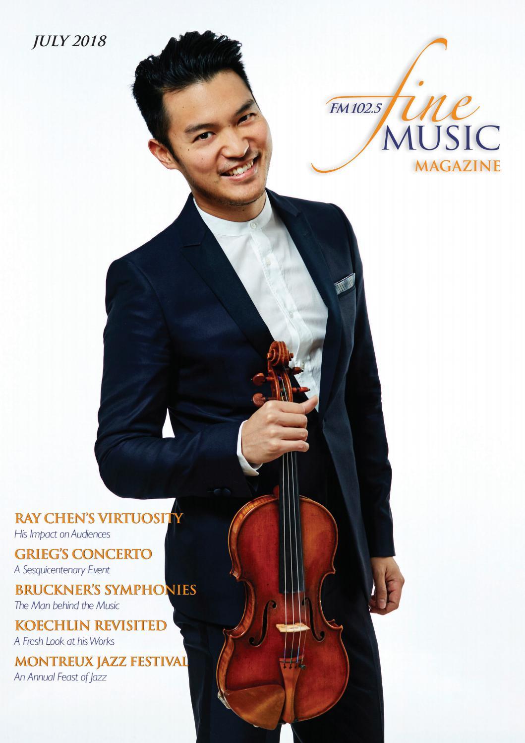 4d86253e60e Fine Music July Magazine by Editor - issuu