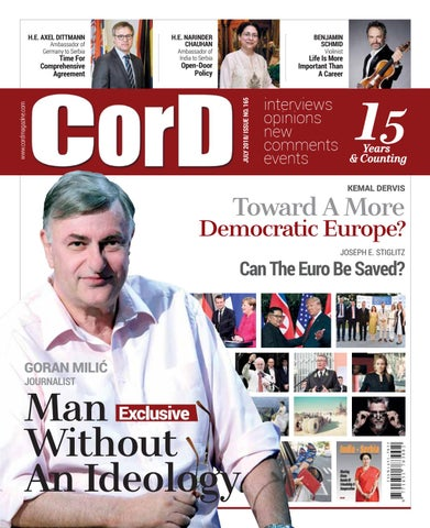 the latest 6684c f91e7 CorD Magazine, July 2018 Issue, No.165 by CorD Magazine - issuu