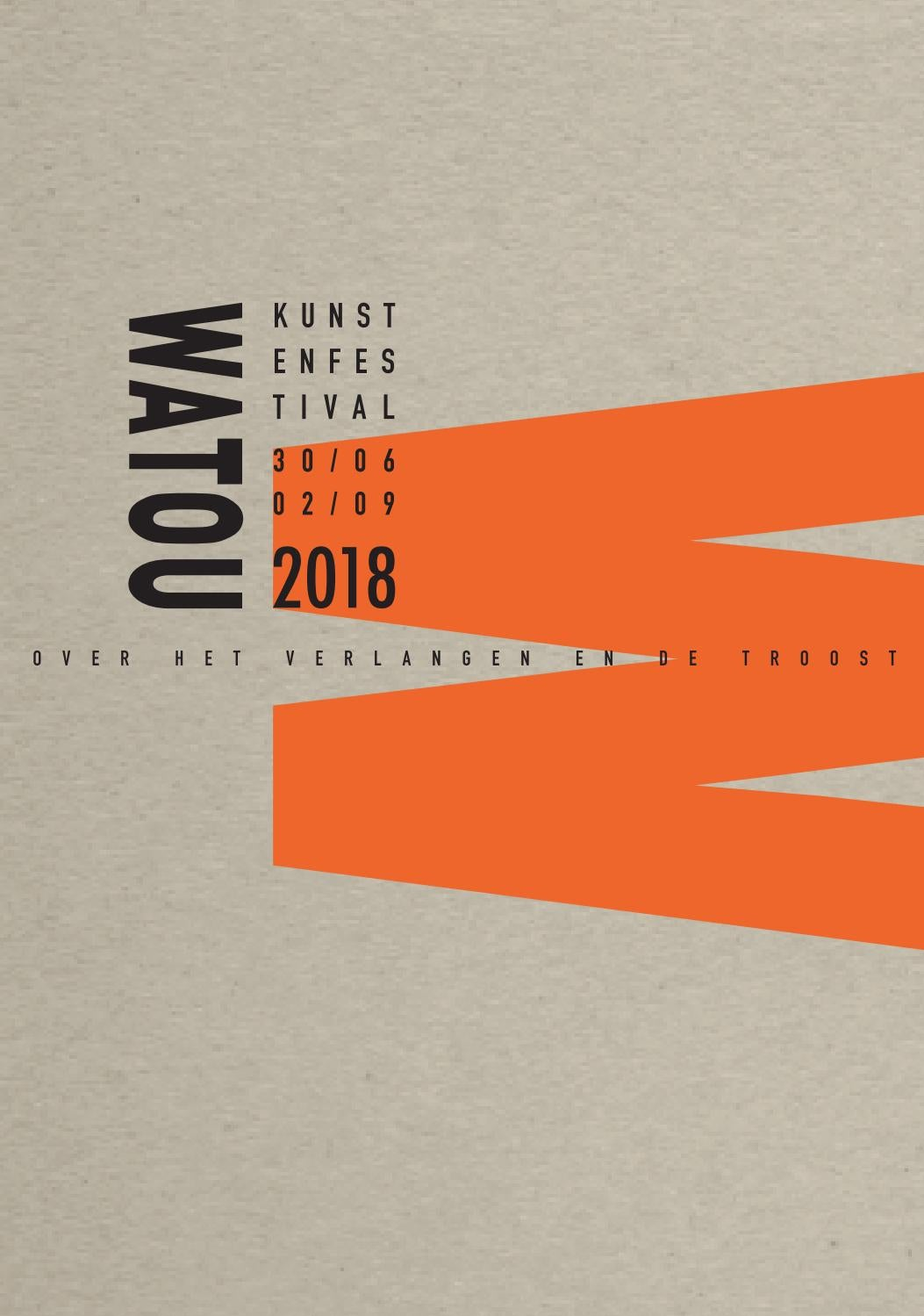 Catalogus Watou 2018 By Vzwkunst Issuu
