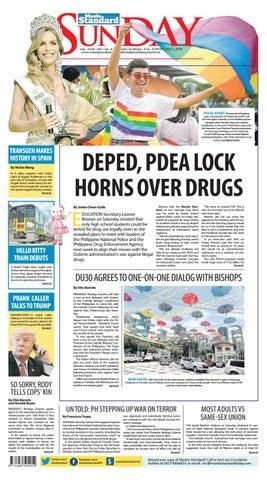 Manila Standard - 2018 July 1 - Sunday by Manila Standard