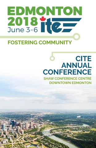 CITE 2018 Annual Conference Program by CITE - issuu