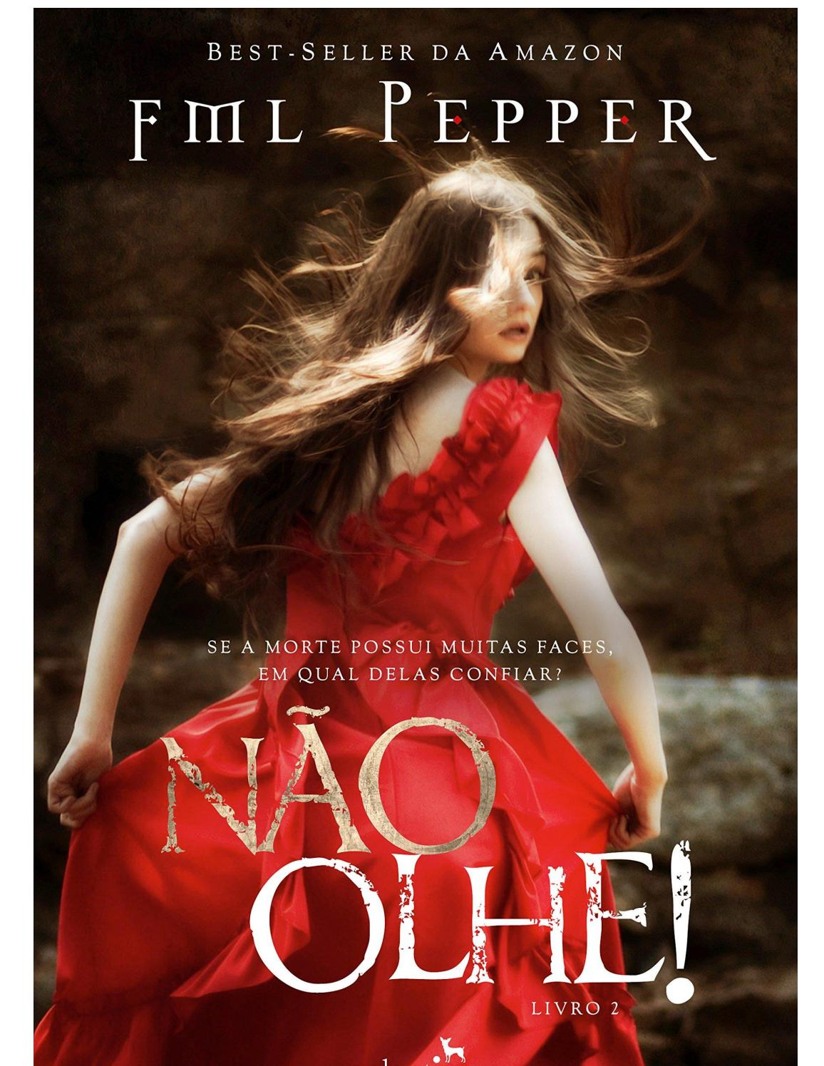 ff481b9376 Não Olhe! - Livro 2 by rayane kelly - issuu