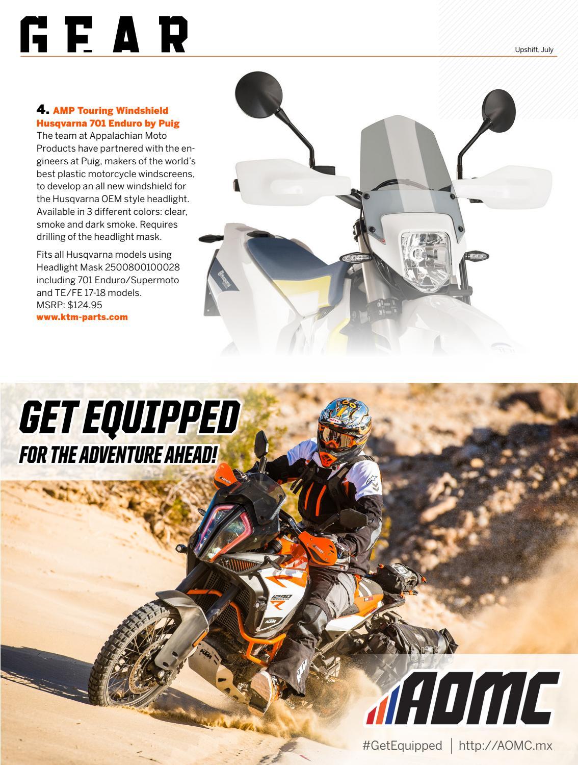 Upshift Issue 23 July 2018 by UPSHIFT - issuu