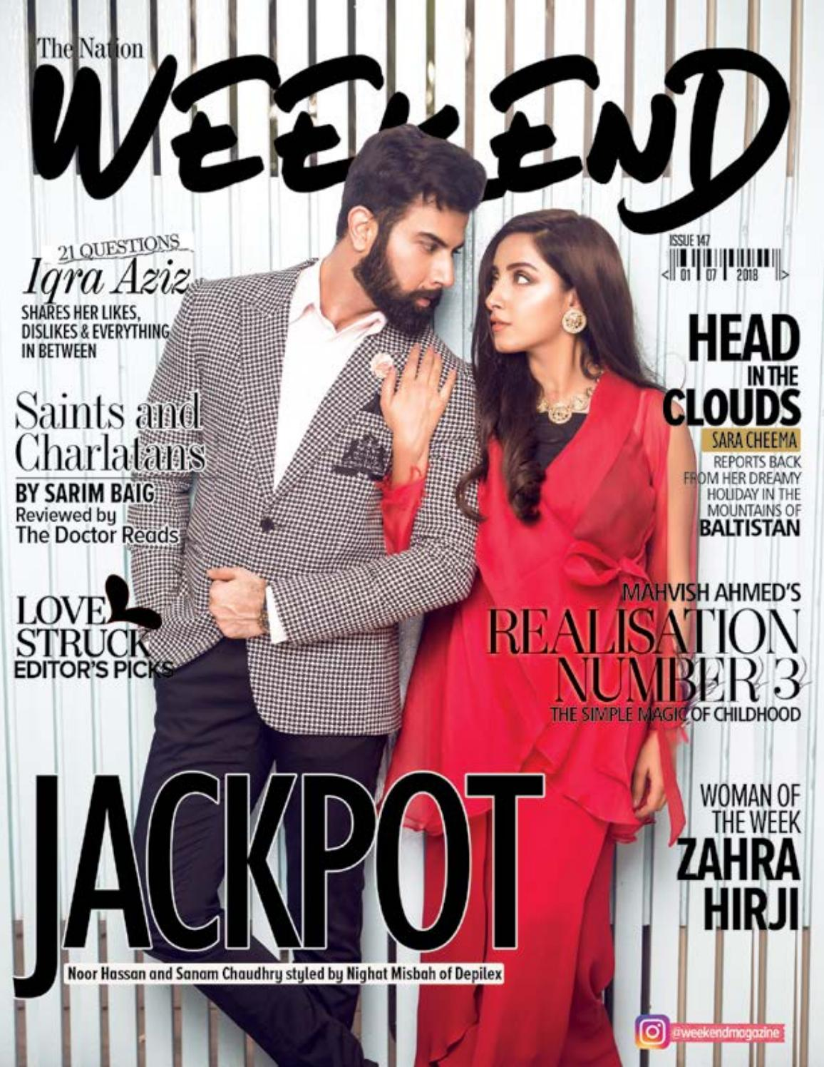 Weekend magazine 01 july 2018 by Weekend - issuu