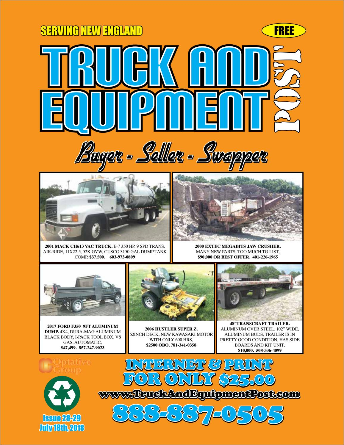 Truck equipment post 28 29 2018 by 1ClickAway - issuu