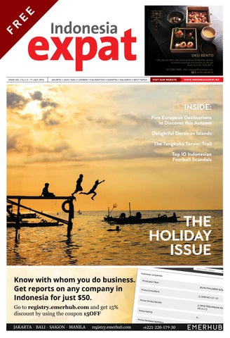 Indonesia Expat - issue 216 by Indonesia Expat - issuu 2cd3b05c750