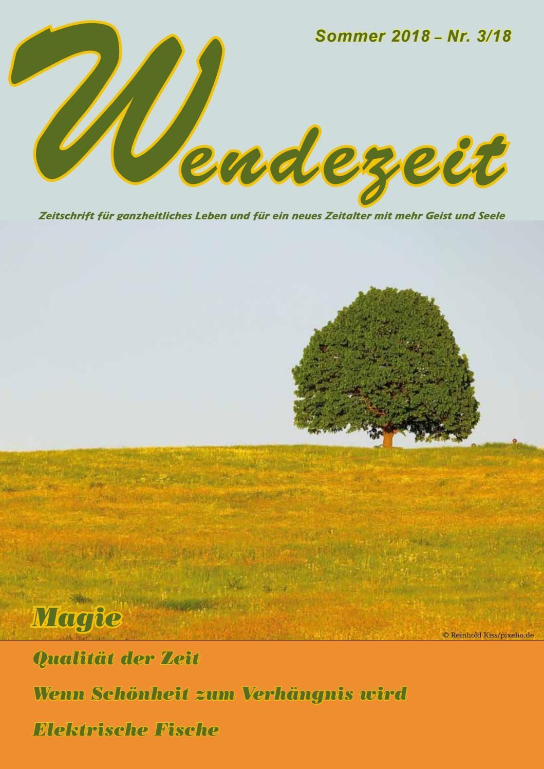 Wendezeit 3/18 - Sommer by Fatema Verlag - issuu