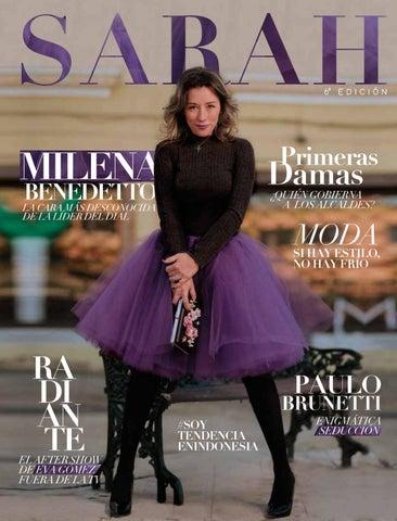 93dd74ca3e Revista Sarah Edición 6 by Vida Magazine - issuu