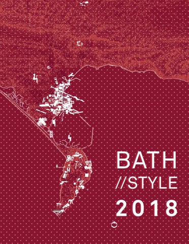 University of Bath Architecture Annual 2018 by Faculty of
