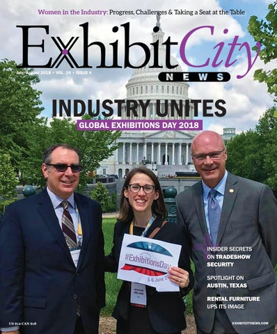 1ab9e5a4ba4 Exhibit City News - July August 2018 by Exhibit City News - issuu
