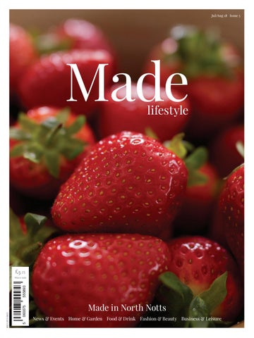 2992de38bd76 Made lifestyle magazine - Issue 5 by Made Lifestyle Magazine - issuu