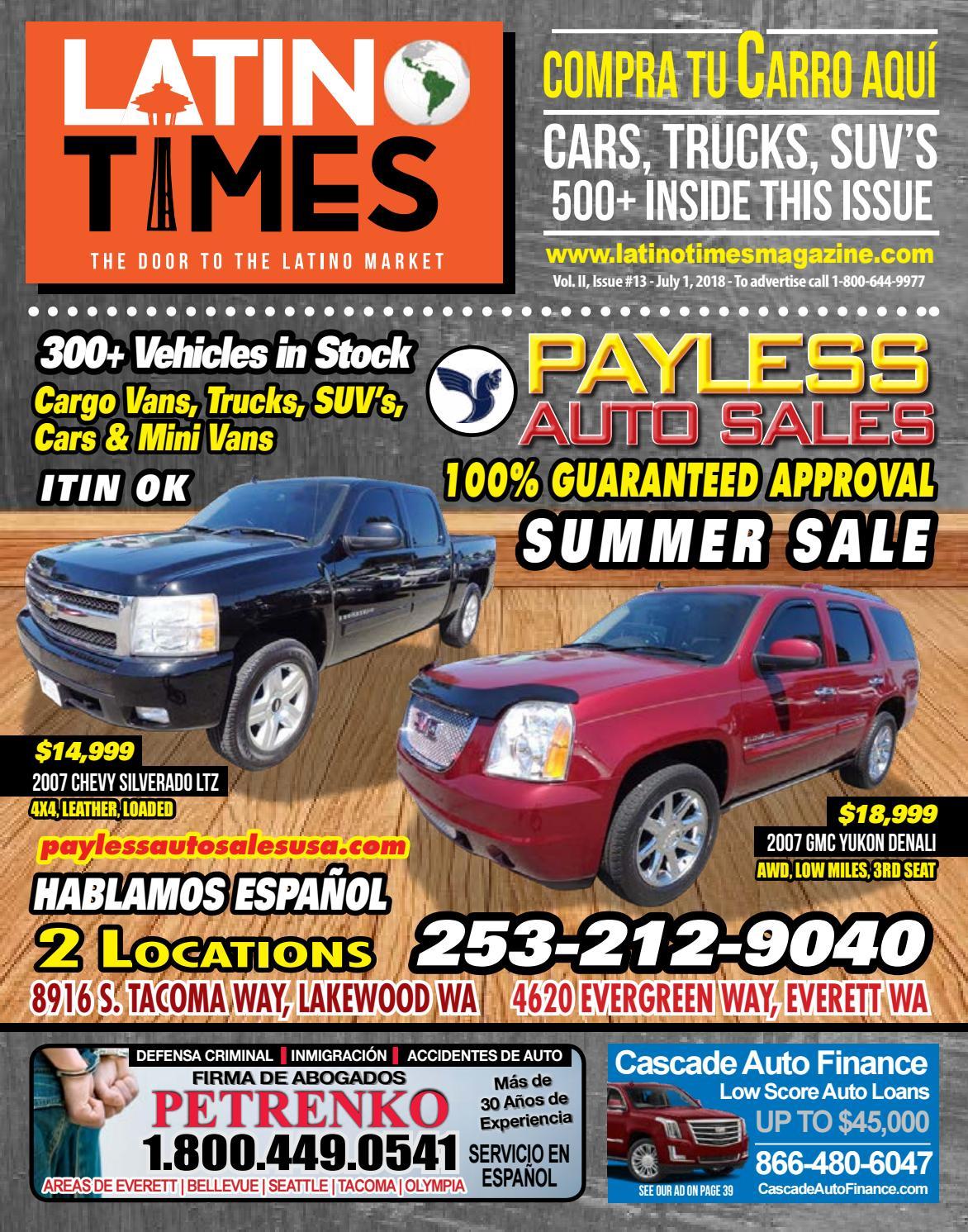 Latino Times #13. July 1, 2018 by LatinoTimes - issuu