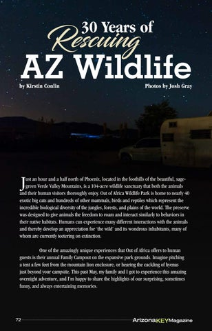 Page 72 of 30 Years of Rescuing Arizona's Wildlife
