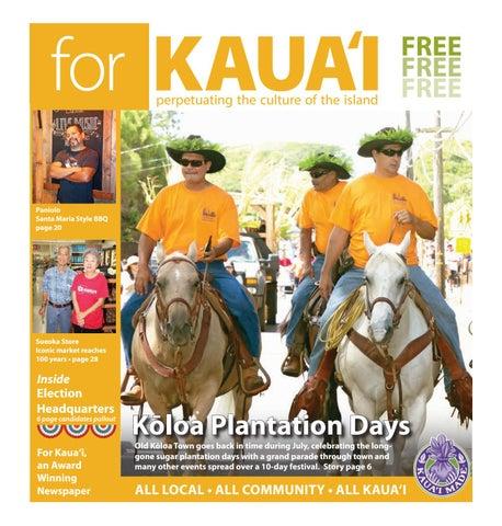 0f5a6ef9 For Kauai July 2018 by For Kauai - issuu