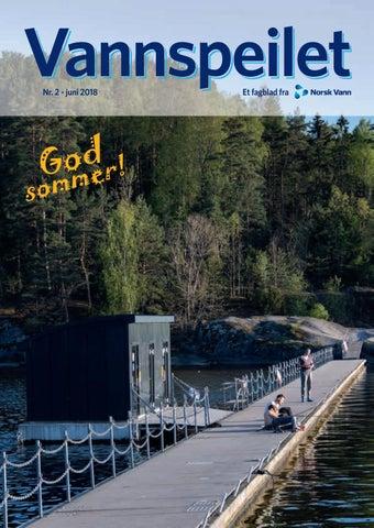 8eda1f46da8e Vannspeilet 2 2018 by Norsk Vann - issuu