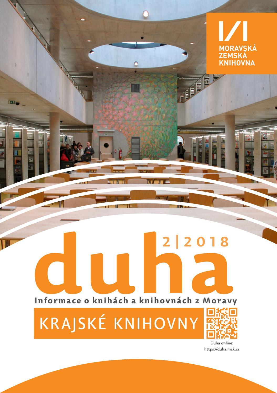 800acb93ab Duha 2 2018 by Moravská zemská knihovna v Brně - issuu