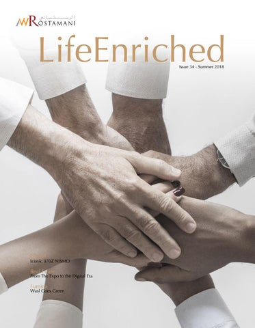 Life Enriched - Summer Issue 34 by AW Rostamani Group - issuu
