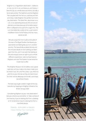 Page 111 of TRAVEL: Brighton!