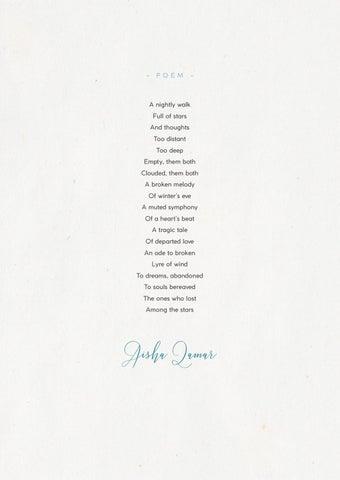 Page 113 of poem by Aisha Qamar
