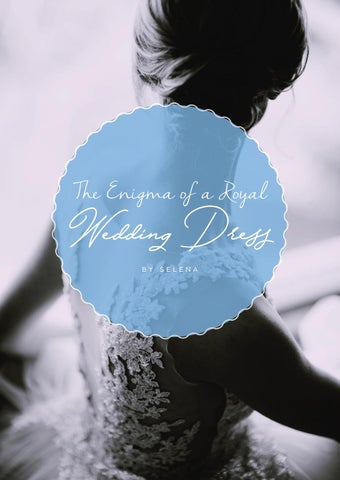 Page 77 of The Enigma of a Royal Wedding Dres