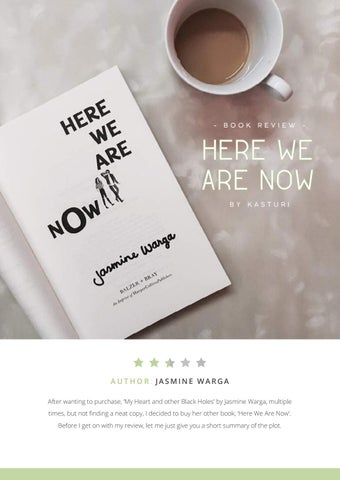 Page 89 of BOOK REVIEW: HERE WE ARE NOW