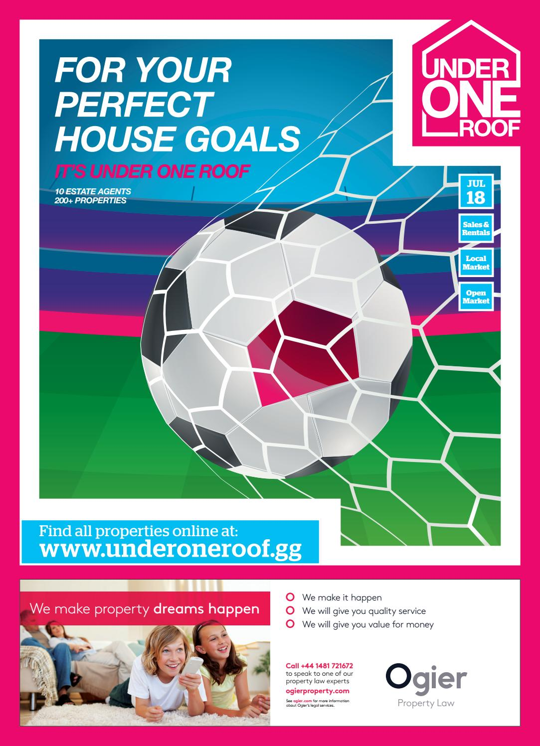 Under One Roof July 2018 By Underoneroof Issuu
