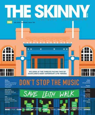 The Skinny July 2018 By The Skinny Issuu