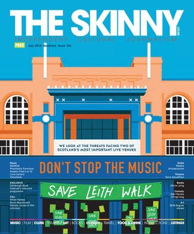 The Skinny July 2018 by The Skinny - issuu
