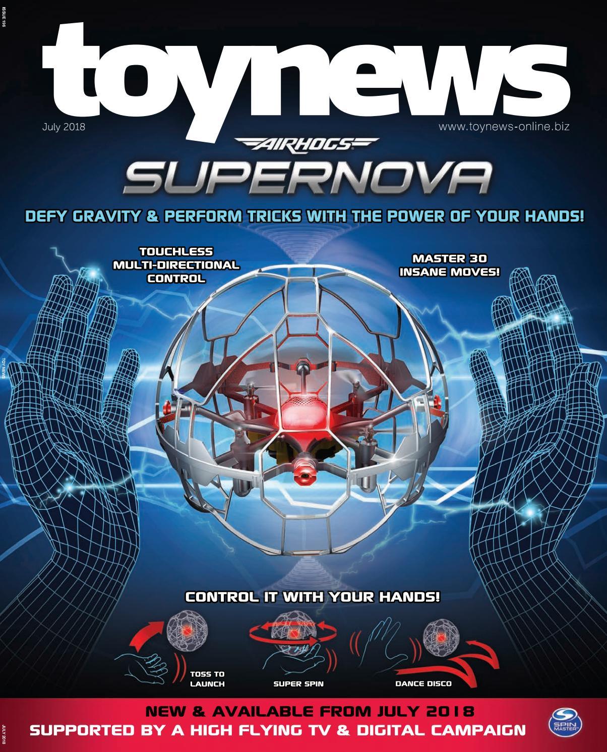 Toynews July 2018 Digital Edition By Future Plc Issuu Switch Gear Club Unlimited English Pal Games