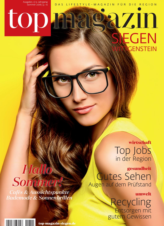 Top Magazin Siegen-Wittgenstein Sommer 2018 by Top Magazin - issuu