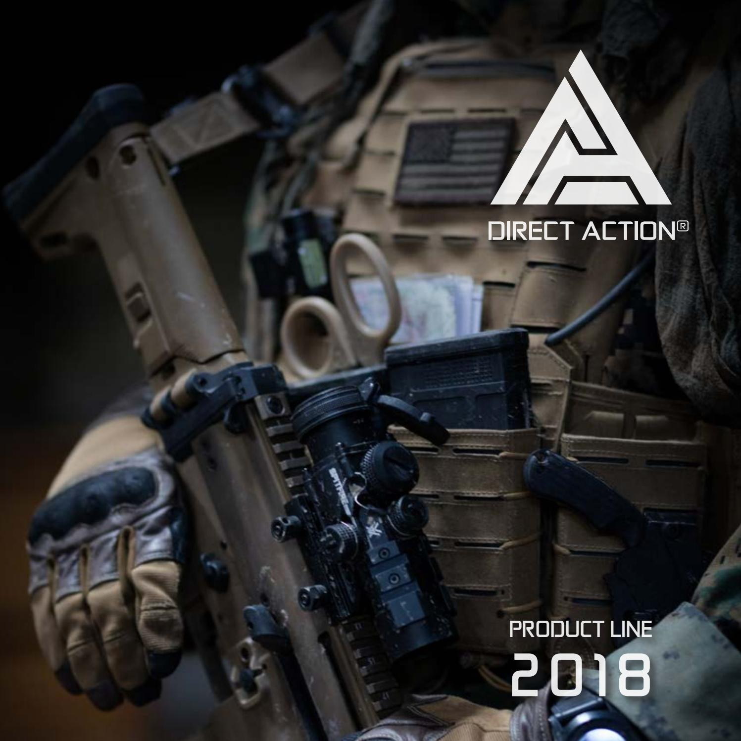 Direct action product line 2018 by Vadim Koval - issuu