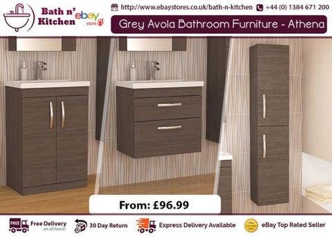 Modern Bathroom Vanity Unit Furniture
