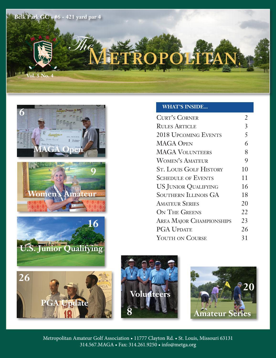 tampa bay city amateur golf turnier