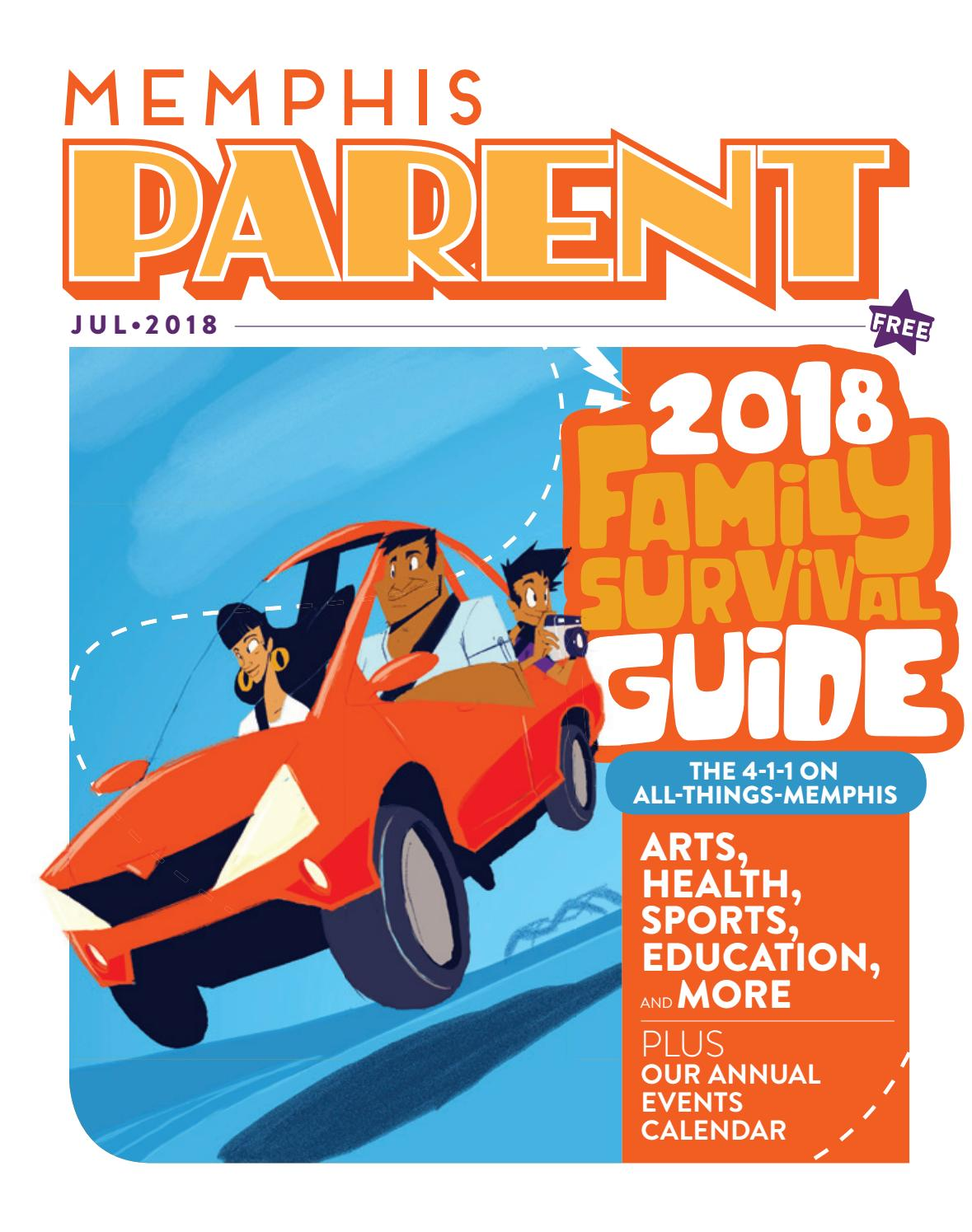 Memphis Parent, July 2018 by Contemporary Media - issuu