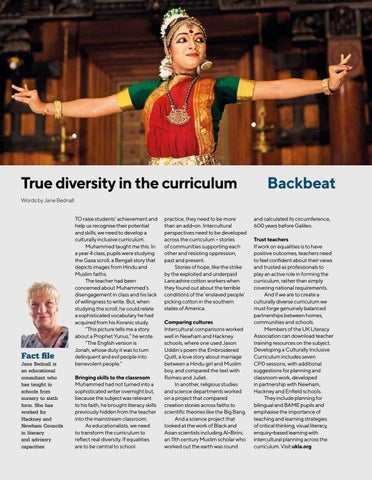 Page 50 of True diversity in the curriculum