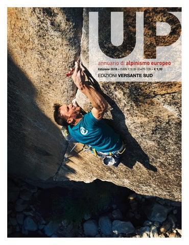 010305e0b09837 annuario di alpinismo europeo Edizione 2018 – ISBN 978 88 85475 328 – € 9,90