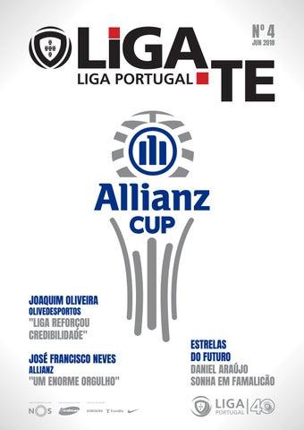 Revista Liga-te - 4ª Edição by Liga Portugal - issuu 22d8dd993c205