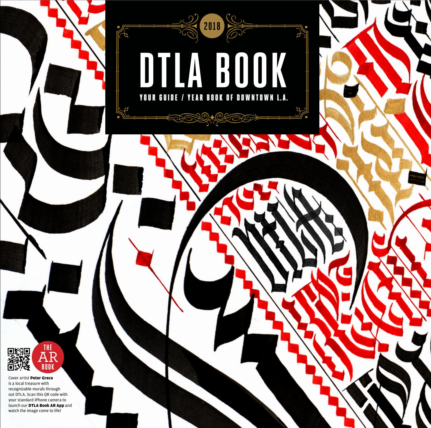 DTLA Book 2018 (Digital Version) by District 8 Media - issuu
