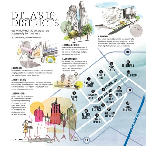 Page 14 of DTLA's 16 Districts