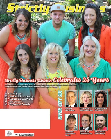 Strictly Business Omaha July 2018 By Strictly Business Magazine Issuu
