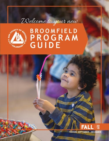 2018 Fall Program Guide by City and County of Broomfield - issuu 6a4179be70