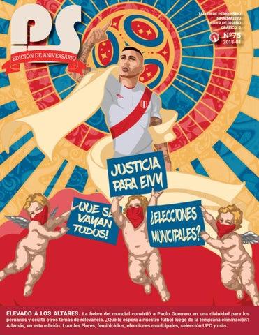 Punto Seguido Ed. 75 (2018-01)  PS75 by Punto Seguido - issuu a57d9804a51