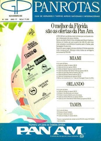 O melhor da Flórida so as ofertas da Pan Am. A PAN AM tem as ofertas mais  incríveis que você pode colocar à disposição dos seus clientes. 29b5f67f679a1