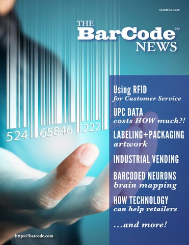 Neuronal Barcodes Shape Complex Networks In The Brain >> The Barcode Magazine Summer 2018 Issue By Barcode Com Issuu