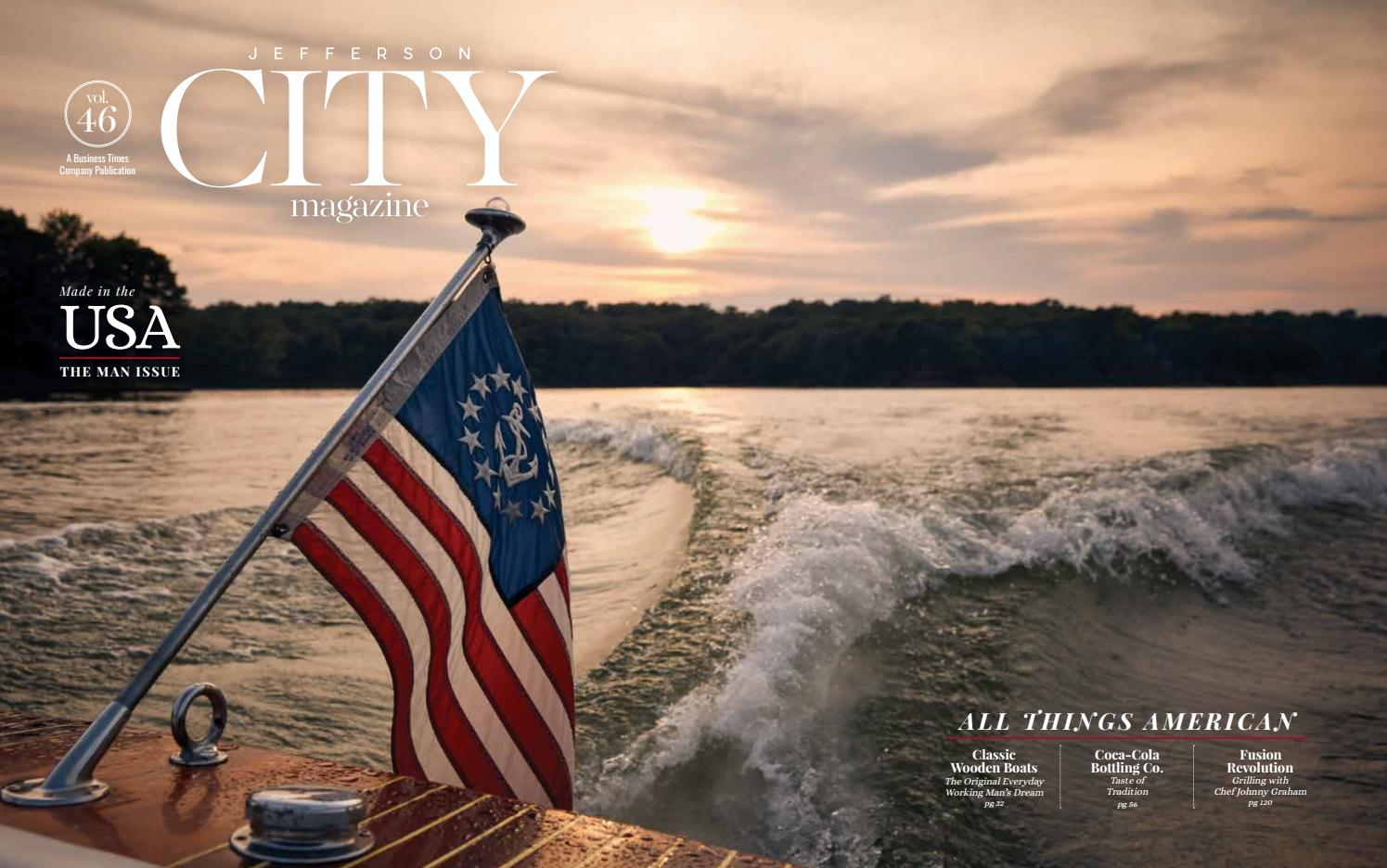 3c1f65bbd5 Jefferson City Magazine -July Aug 2018 by Business Times Company - issuu