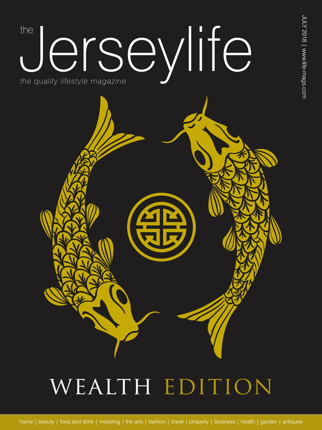 The Jersey Life - WEALTH EDITION by The Jersey Life - issuu