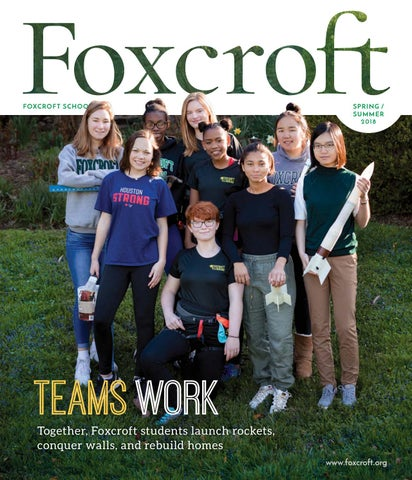 foxcroft essay competition