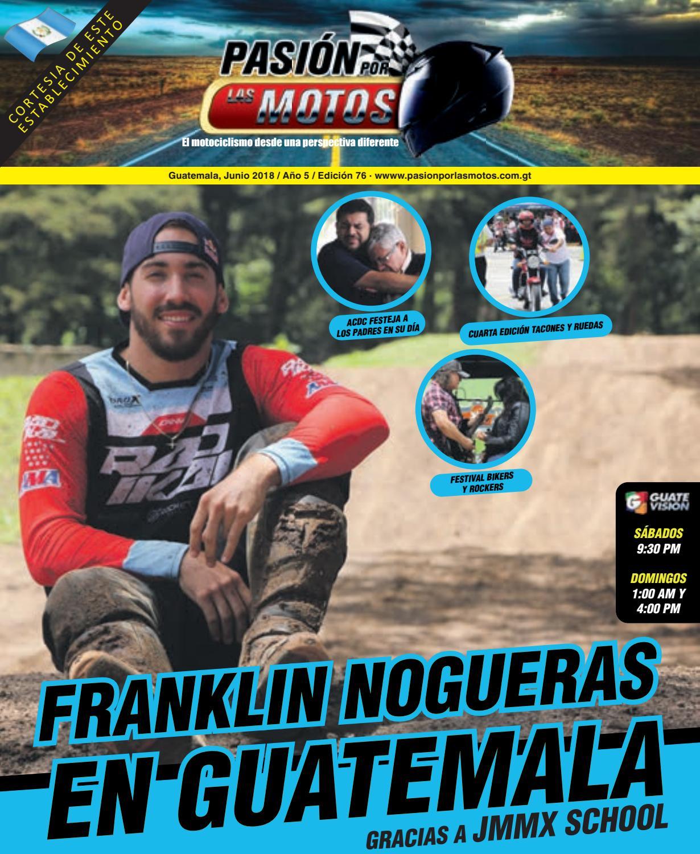 By Periódico Por Motos No76 Las Pasión TcF1JlK
