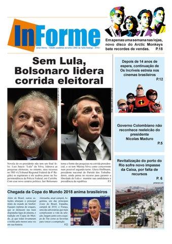 Jornal informe c306d 2018 1 by Gilvan Nascimento - issuu b564c4d6e70a0